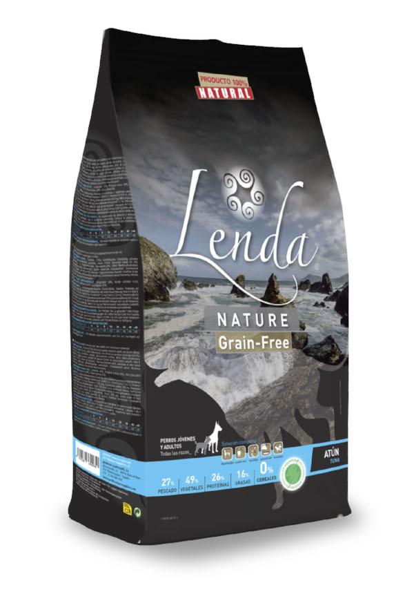 Lenda Nature Grain Free Atún comida para perros