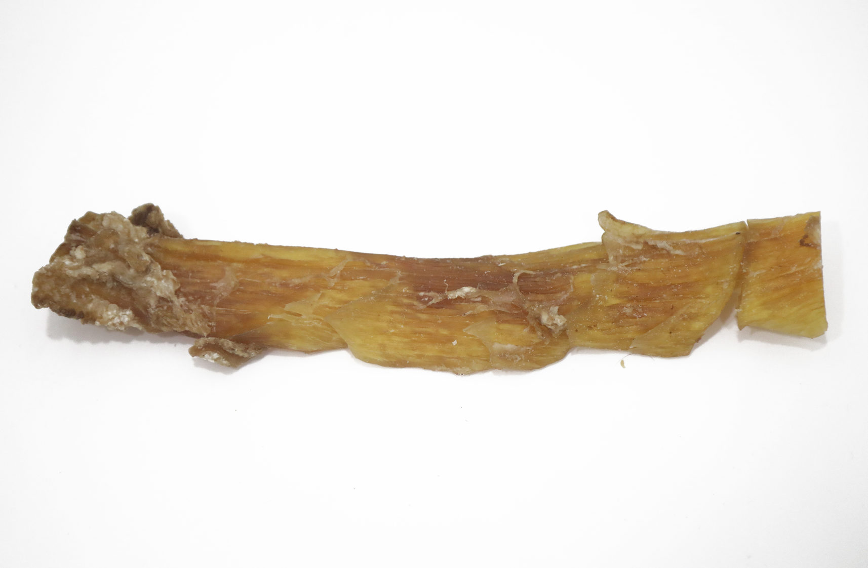 Flamenquín seco snack natural